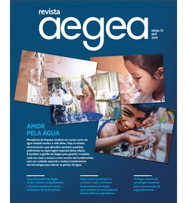 Revista Aegea Edição 23 | Abril 2019
