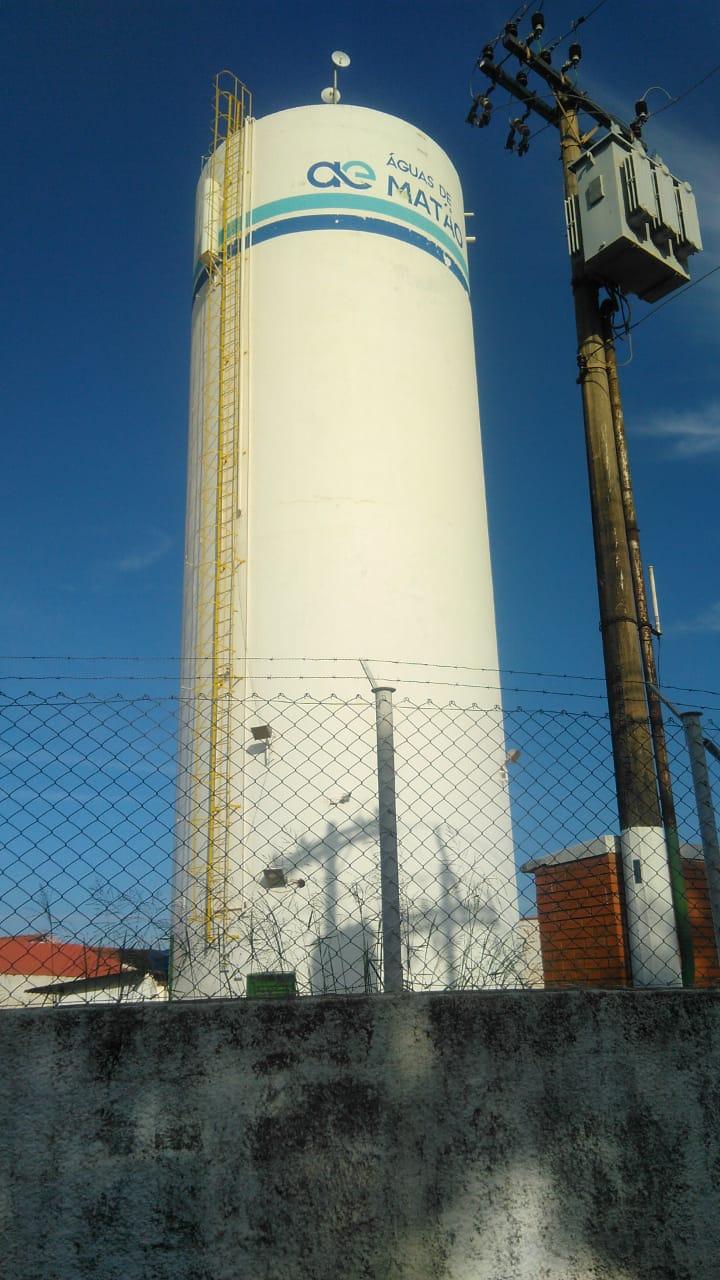 Pane no sistema de monitoramento afeta a operação nos sistemas de abastecimento dos bairros Alto e Jd. Paraíso